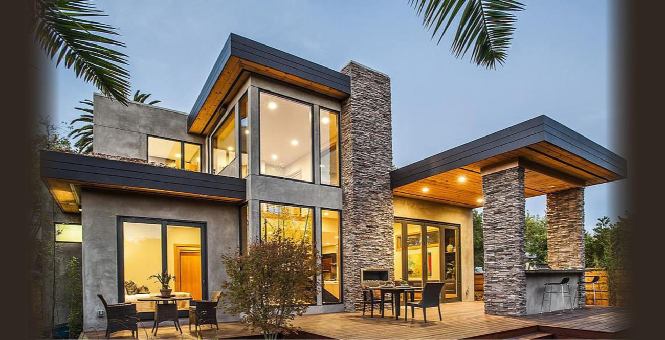 Фото современного дизайна домов