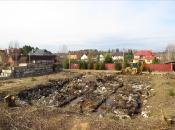 Разборка блоков старого фундамента. Монолитное строительство загородных частных домов и коттеджей в Подмосковье