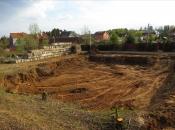 Подготовительные работы. Монолитное строительство загородных частных домов и коттеджей в Подмосковье