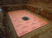 Утепление дна бассейна и тех помещения. Монолитное строительство загородных частных домов и коттеджей в Подмосковье
