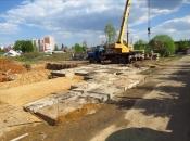 монтаж плит для стоянки а/м. Монолитное строительство загородных частных домов и коттеджей в Подмосковье