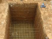 Армирование септика. Монолитное строительство загородных частных домов и коттеджей в Подмосковье
