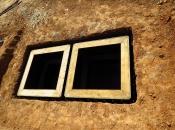 Септик 2х секционный. Монолитное строительство загородных частных домов и коттеджей в Подмосковье