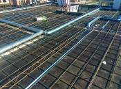 Строительство коттеджа 705 м2 с цокольным этажом и бассейном. Монолитное строительство загородных частных домов и коттеджей в Подмосковье