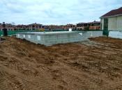 Фундамент. Монолитное строительство загородных частных домов и коттеджей в Подмосковье
