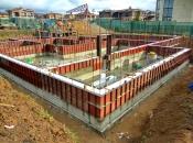 Стены. Монолитное строительство загородных частных домов и коттеджей в Подмосковье