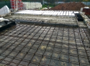 Перекрытия. Монолитное строительство загородных частных домов и коттеджей в Подмосковье