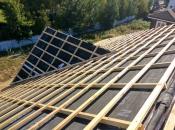 Крыша. Монолитное строительство загородных частных домов и коттеджей в Подмосковье