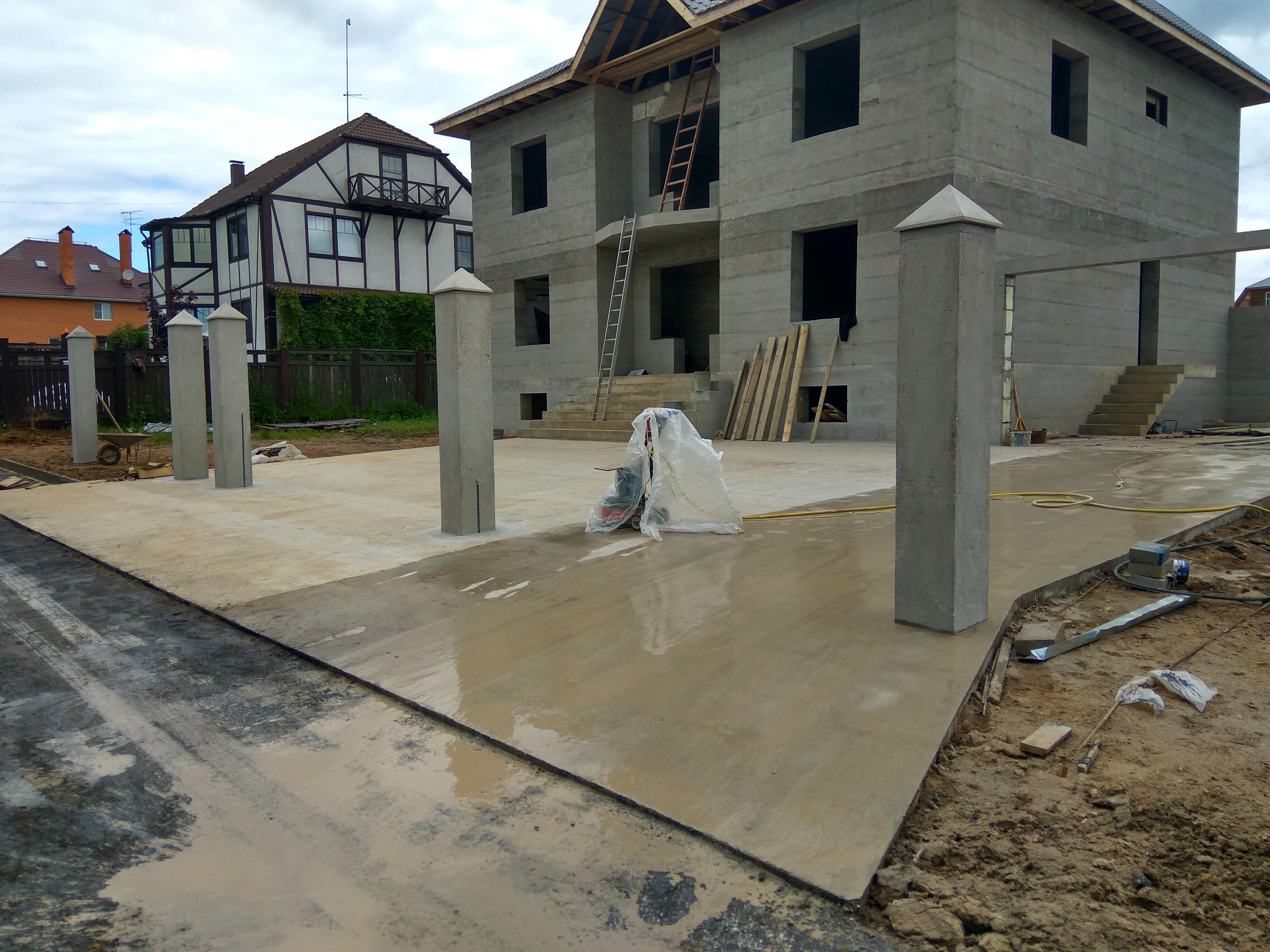 махинации с бетоном