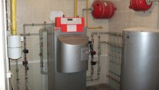 Системы отопления и вентиляции